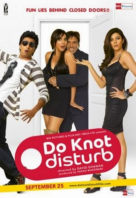 Do Knot Disturb 2009 Hindi DVDRip 480p 350mb
