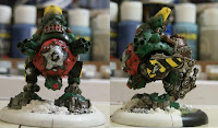 Basher painted by Shawn