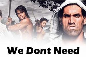 We Dont Need Tumhara Bhashan