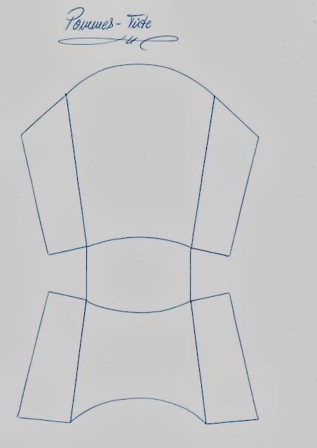 jenny 39 s papierwelt pommes t ten schnittmuster. Black Bedroom Furniture Sets. Home Design Ideas