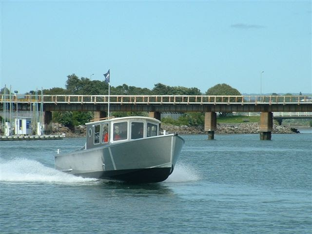 AMF Boats - Alloy Boat Builders: AMF RIB ADVANTAGES