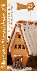 Kulinarischen Adventskalender 2011