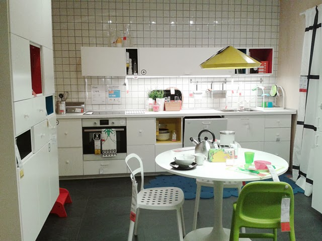 Mesas cocina blancas ikea: cocinas blancas decoración estilo ...