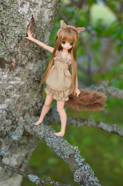 Chiika squirrel doll