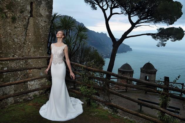 Maravillosos vestidos de novias | Colección Michal Medina Primavera 2016