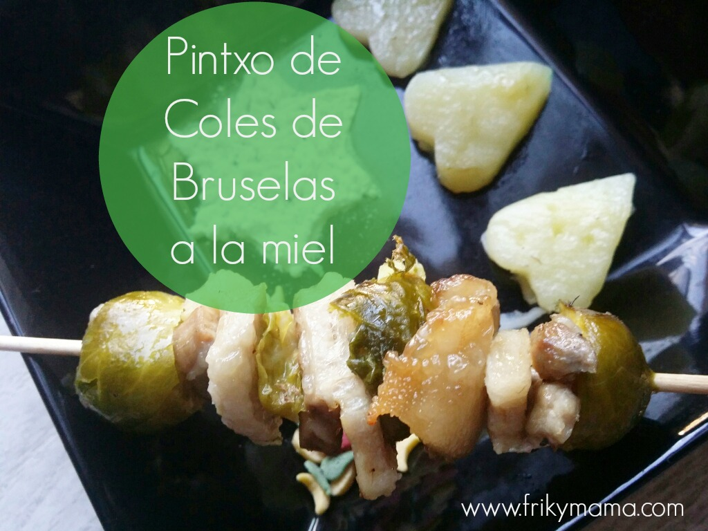 Como Cocinar Coles De Bruselas | Receta Magica De Coles De Bruselas Con Miel Al Horno Frikymama