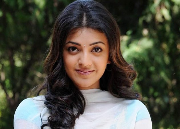 Magadheera South Movie Actress Kajal Agarwal Wallpaper
