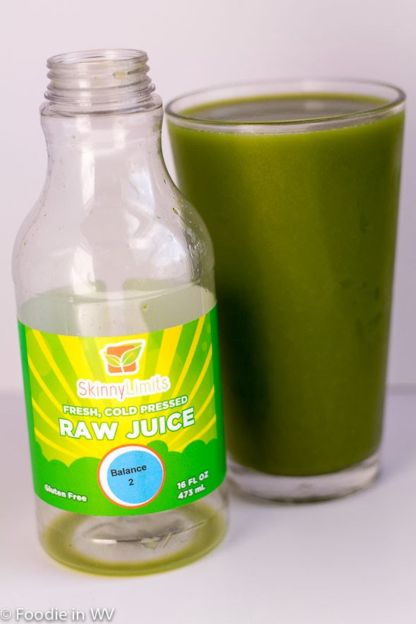 Skinny Limits Balance Raw Juice