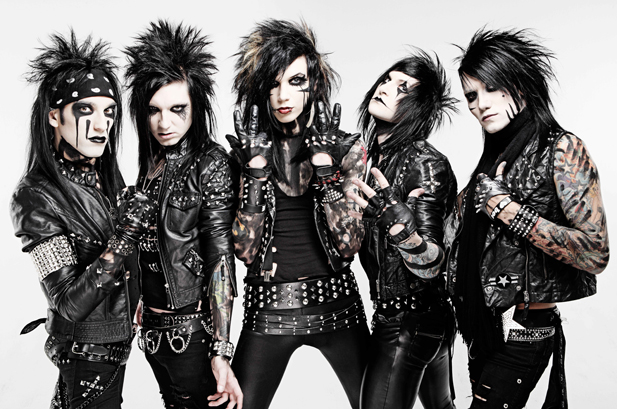 black veil brides andy. Kerrang: Black Veil Brides