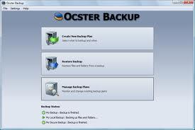 تحميل برنامج عمل نسخة احتياطية للنظام download ocster backup