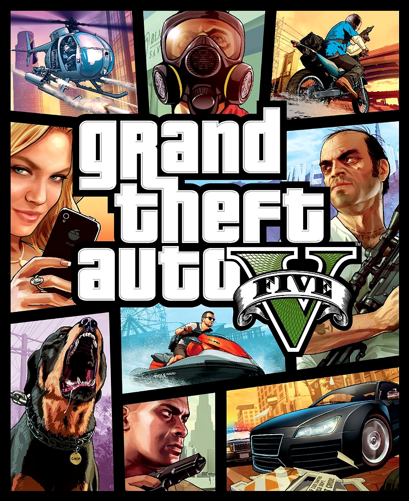 Grand Theft Auto (GTA) 5 Game Free Download For PC