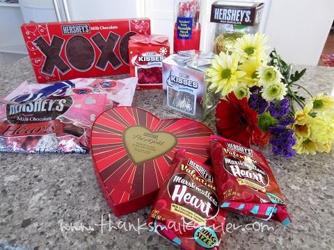 Hershey's Valentine's Day