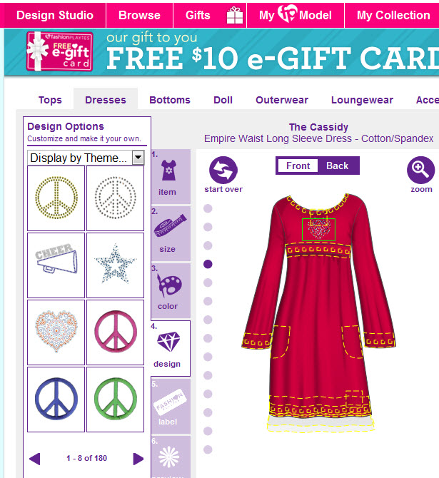 Websites For Girls To Design Clothes You can even design clothes
