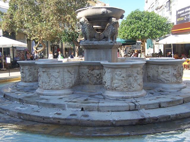 Morosini Çeşmesi, Heraklion