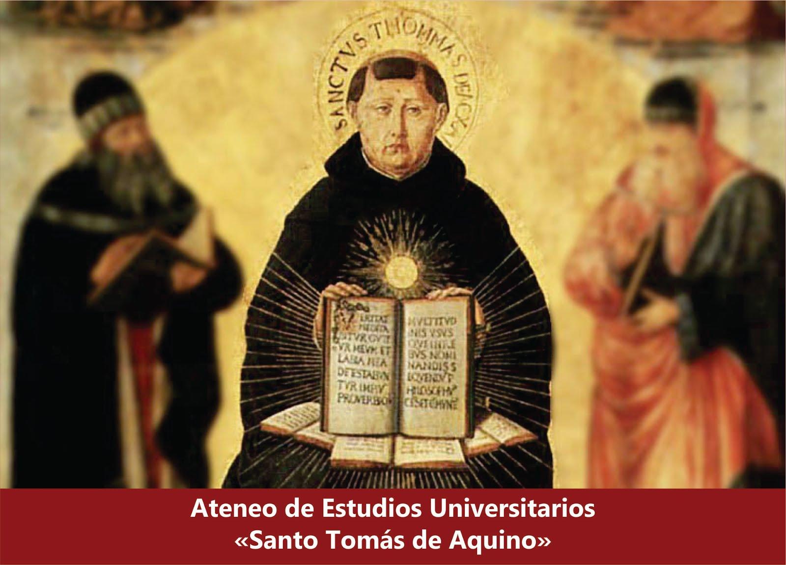 Ateneo de Estudios Universitarios «Santo Tomás de Aquino»