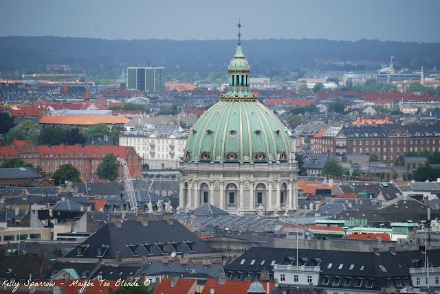 Marble Church Copenhagen Denmark