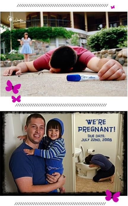 i più divertenti annunci di maternità