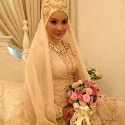 Gambar Majlis Pernikahan Khairul Fahmi Dan Leuniey
