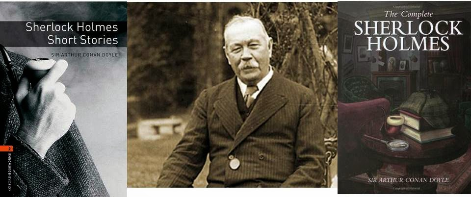 "an analysis into the writing styles of sir arthur conan doyle In ""the adventure of the red-headed league,"" sir arthur conan doyle uses the game is afoot writing prompt instructions shoes of various sizes and styles."