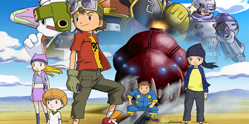 Digimon Frontier | Dublado