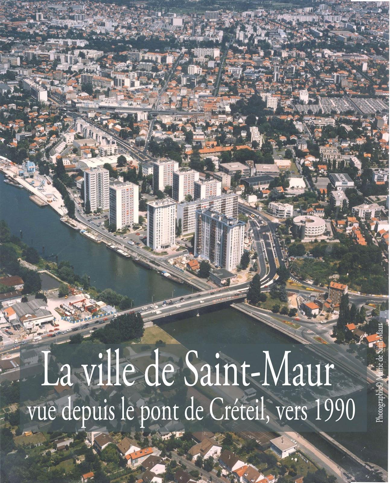 Images de l 39 histoire de saint maur saint maur 1700 1990 for Comboulevard de creteil saint maur