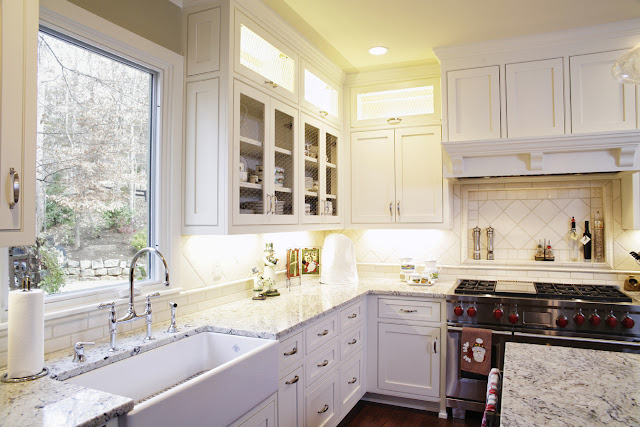 These Are Custom Cabinets Created And Installed By Keystone Millworks Inc.