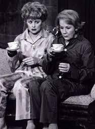 Lucy and Ethyl slurped life