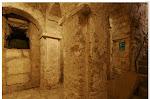 La Cripta dei Santi Crisante e Daria nel castello d'Oria