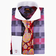 Steven Land Shirts and Ties