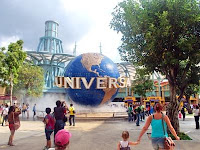 Universal Studio Singapore; The Best Place for Holiday