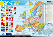 Europe of a hundred flags. Here is the soontobereleased map of European .