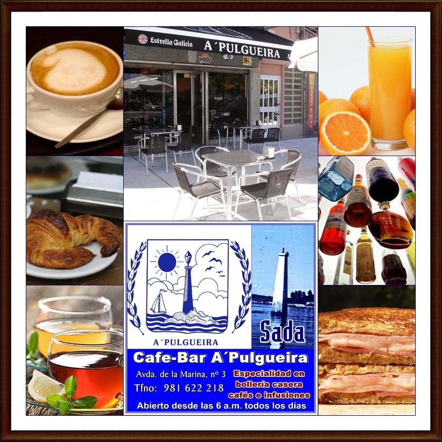Café-Bar A´Pulgueira
