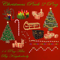 PNG resources, PNG Tubes, PNG tubes, Christmas embellishments