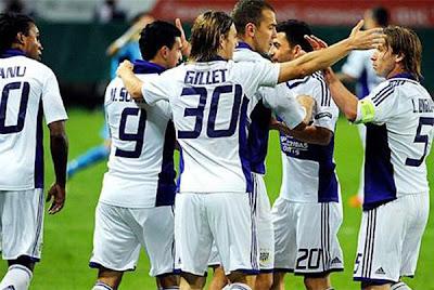 Sturm Graz 0 - 2 Anderlecht (2)