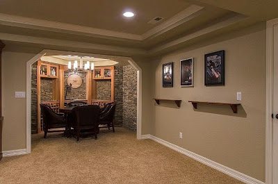Paint Ideas for Basement