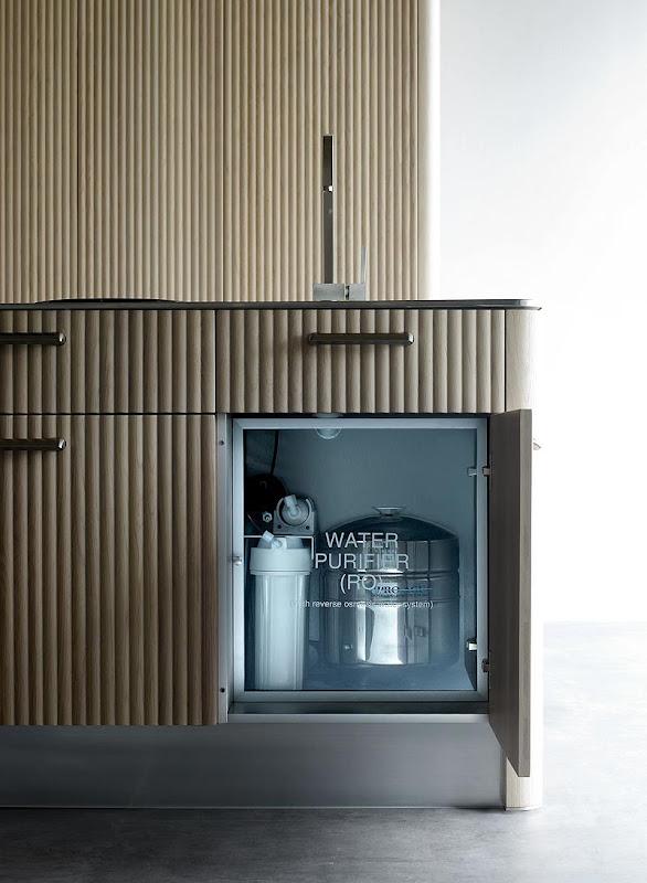 Interiores minimalistas cocinas comprometidas con el for Ambientes minimalistas interiores