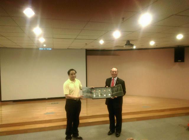 河北省開發區協會參訪團