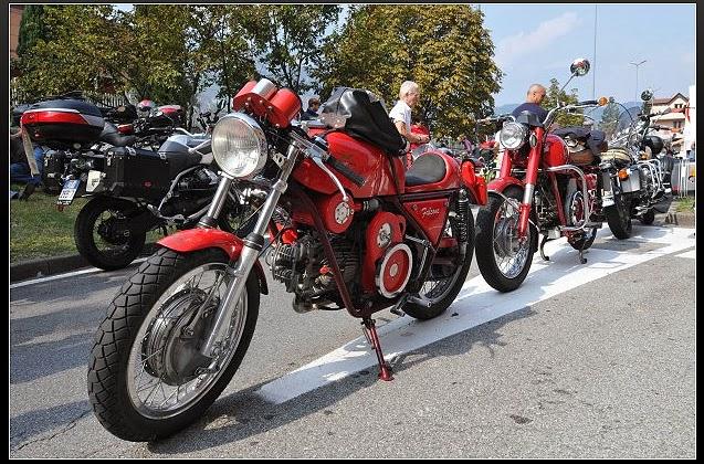 Moto Guzzi Falcone 500cc supercharged | Motorcycle Supercharger | Supercharged Moto Guzzi Falcone 500 | Moto Guzzi Falcone 500cc | Supercharger | cafe Racer