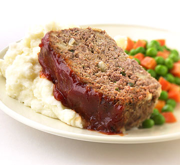 meatloaf dinner 