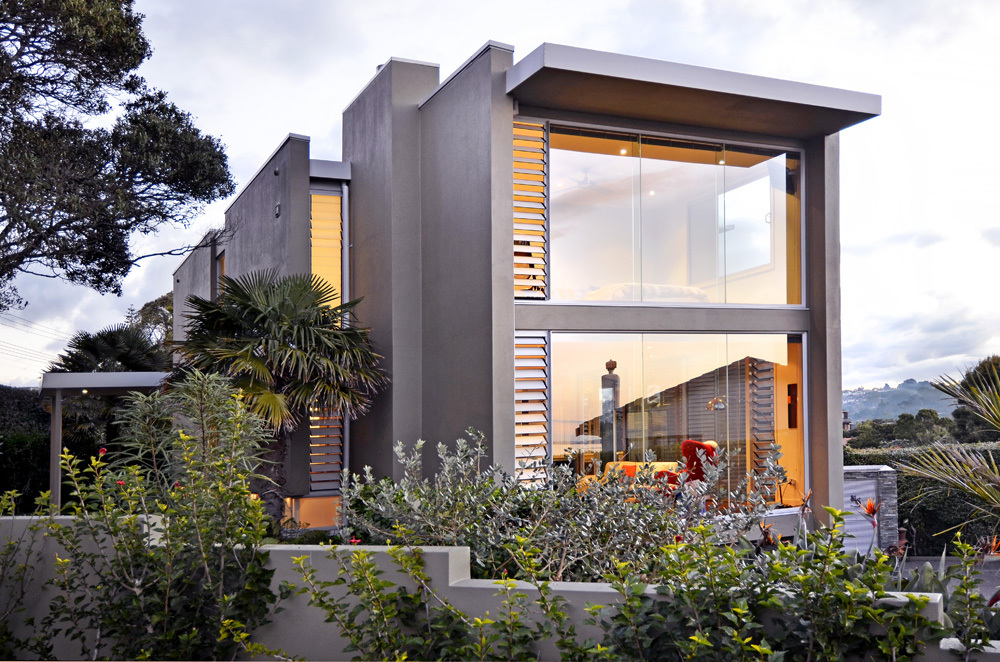 World Of Architecture Modern House For Luxury Location Auckland