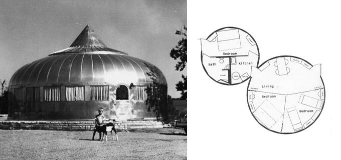 Buckminster fuller the dymaxion dream hear this you for Dymaxion house plans