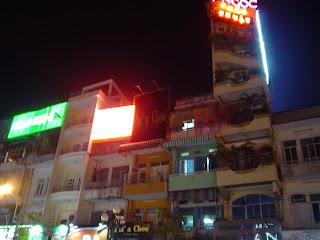 Ben Thanh Market. Ho Chi Minh. Vietnam