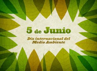 5 junio dia internacional medio ambiente