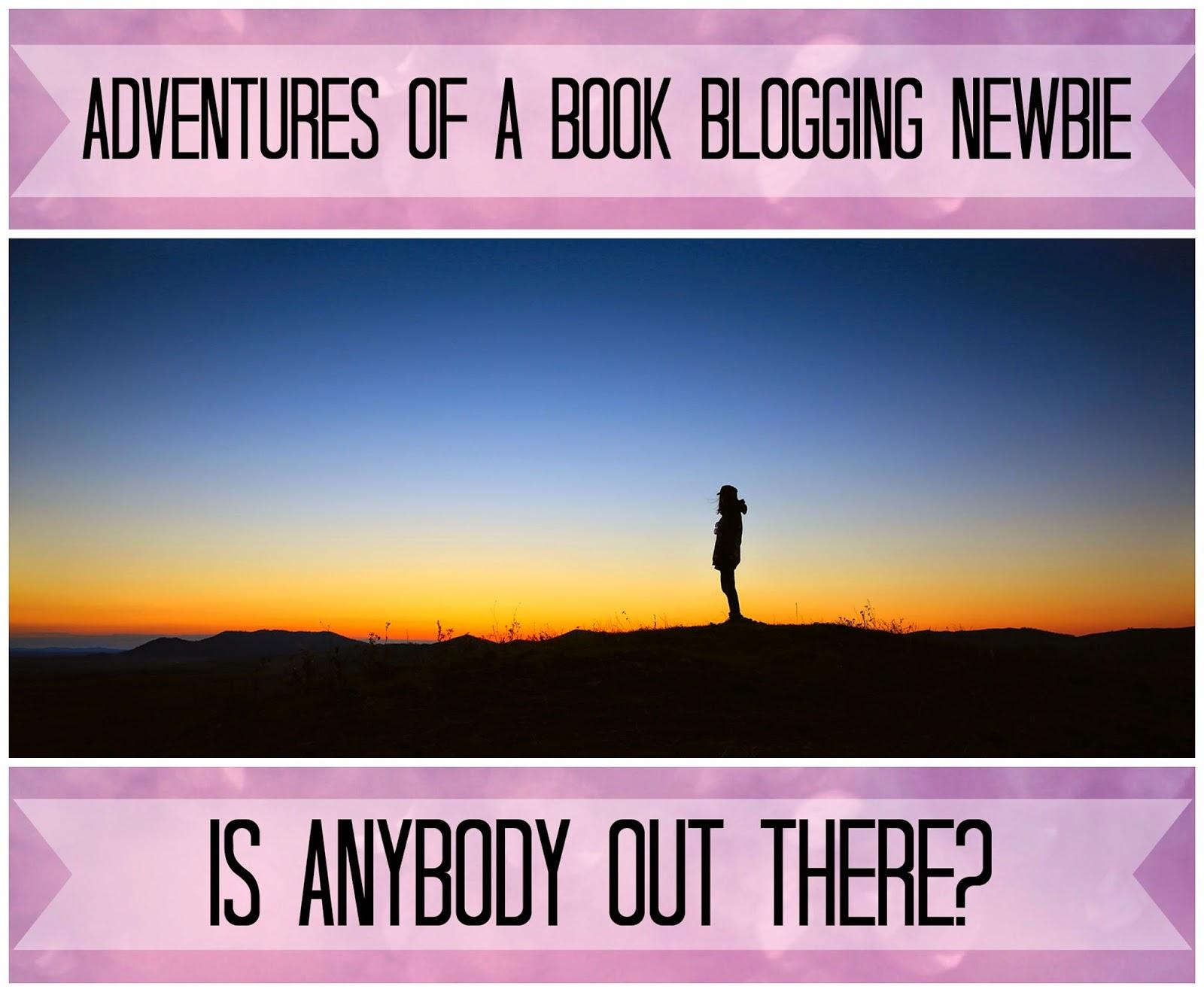 Book Blogging Newbie