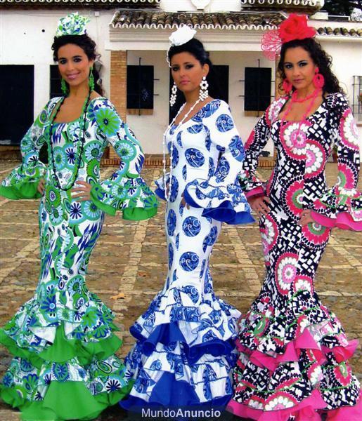 Vestidos de Flamenca: Baratos, Segunda Mano ¡Compra ahora!