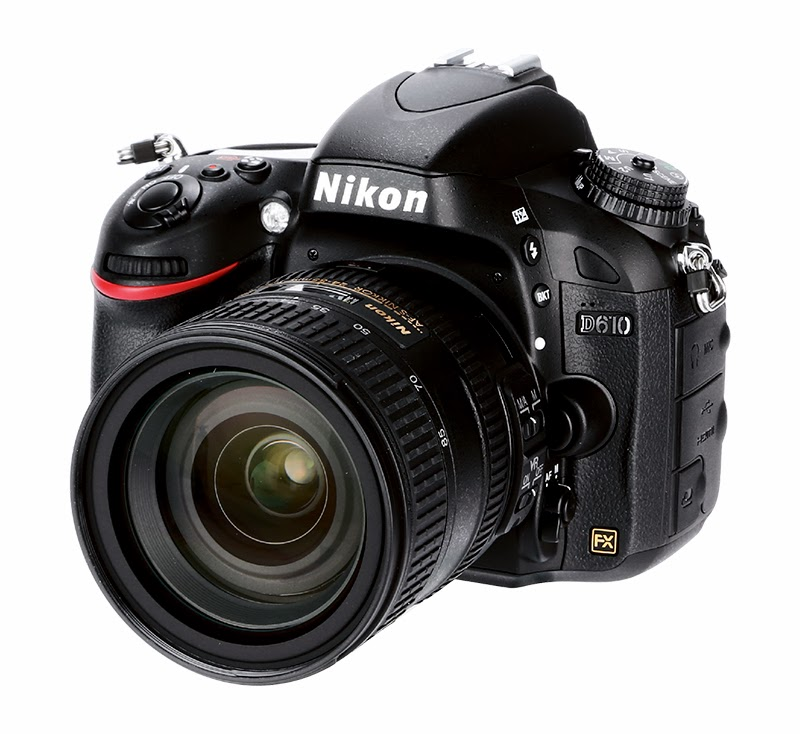 Nikon D610 full frame camera at an affordable price ~ True World ...