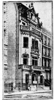 Daytonian In Manhattan The 1902 J S Uhlman House No 24 E