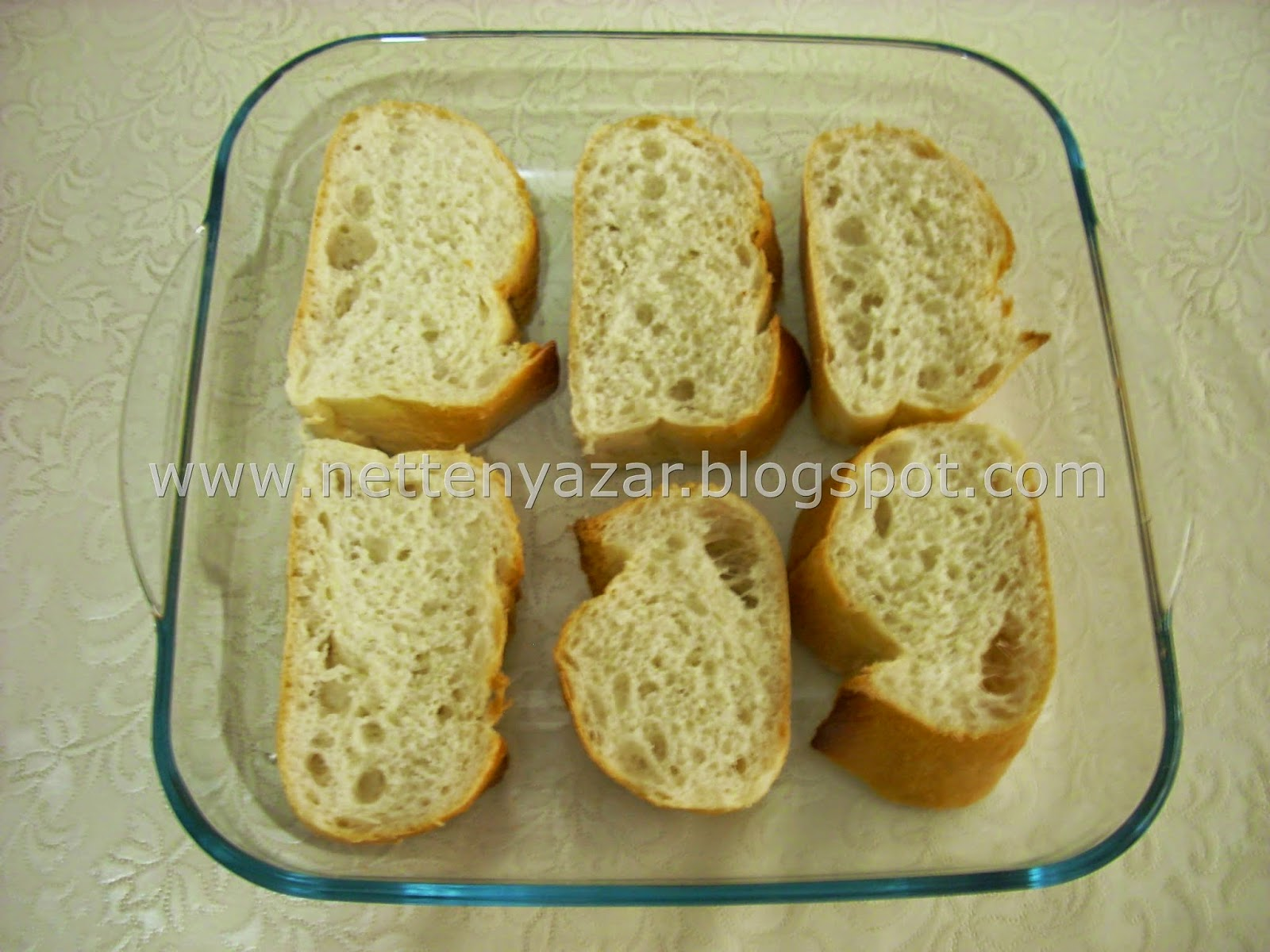 breakfast bread slices