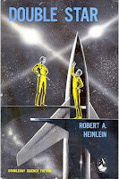 Book Cover: Double Star by Robert A. Heinlein
