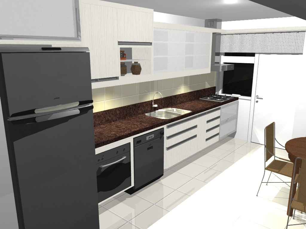 Sandra da Rocha: Dicas para Cozinhas #604733 1024 768
